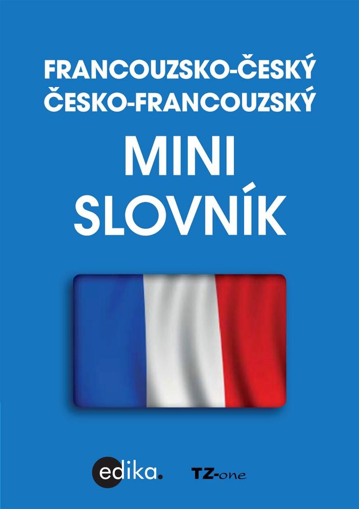 Francouzsko-český česko-francouzský minislovník