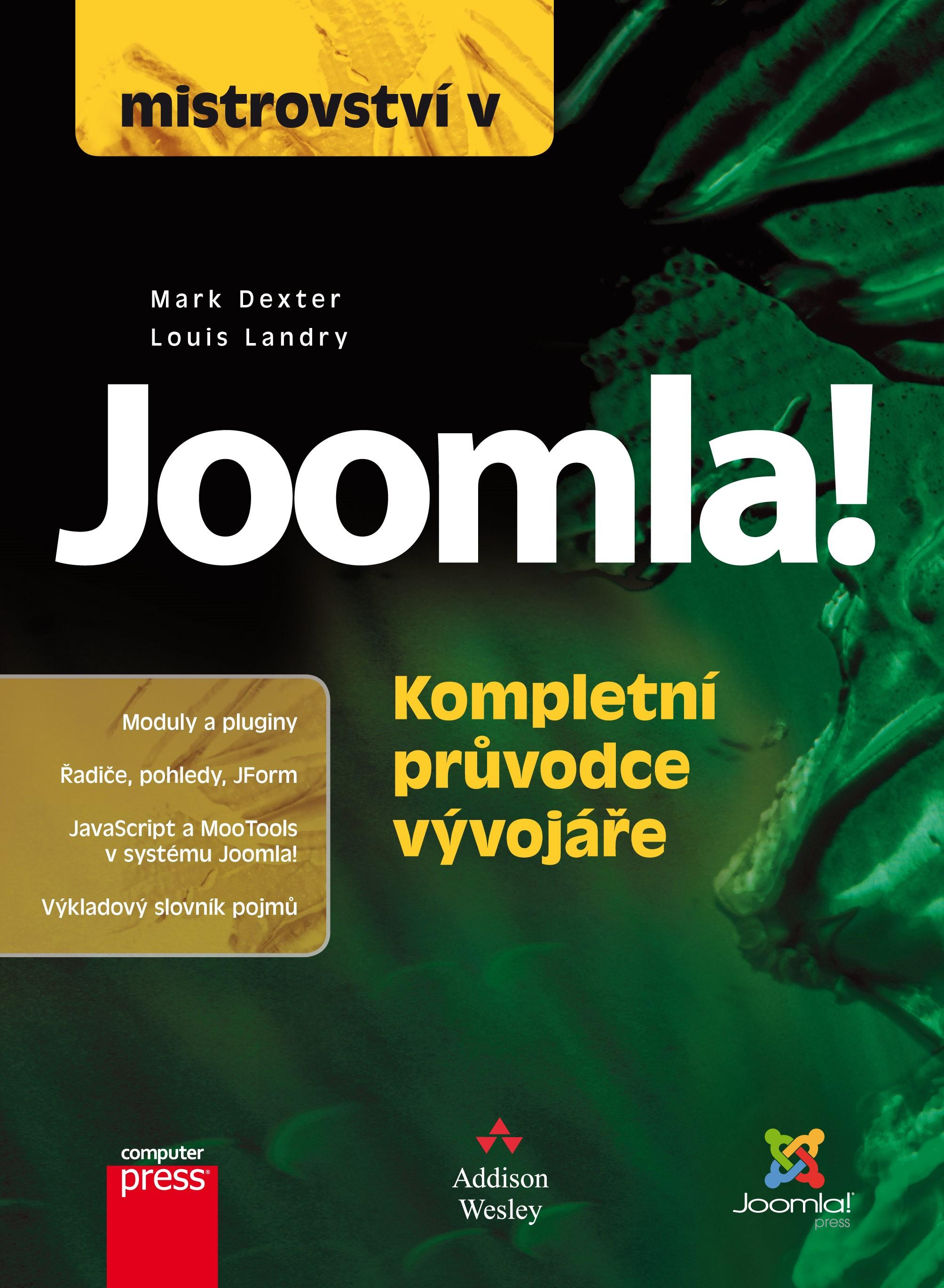 Mistrovství v Joomla! Kompletní průvodce vývojáře
