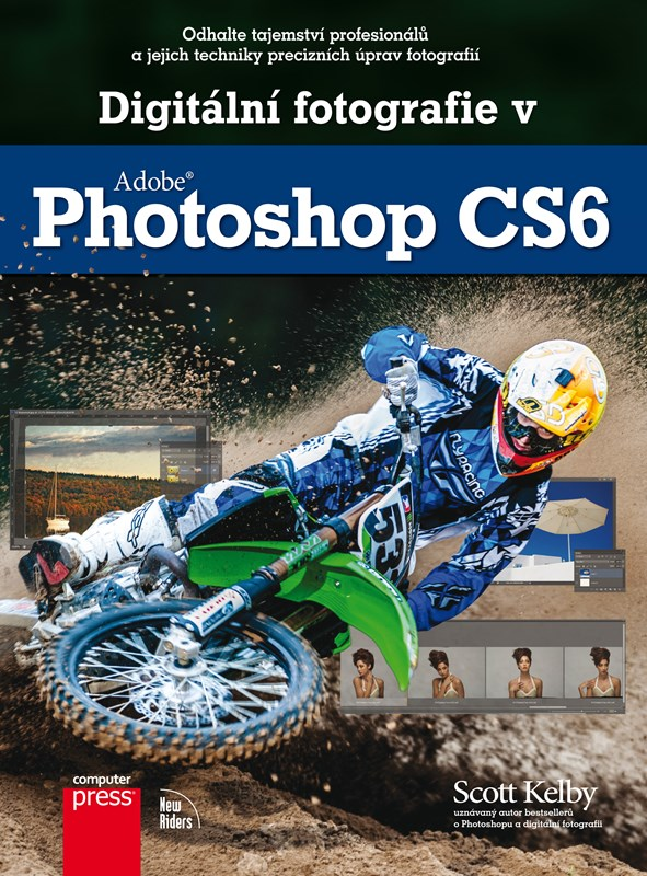 Digitální fotografie v Adobe Photoshop CS6