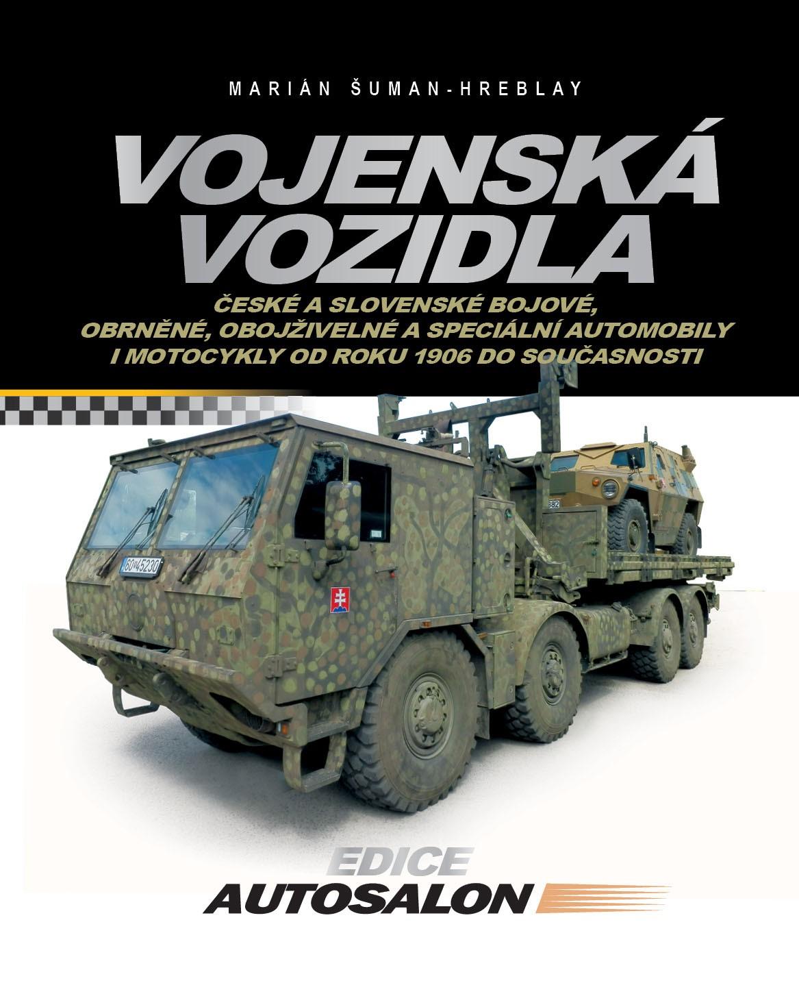 Vojenská vozidla