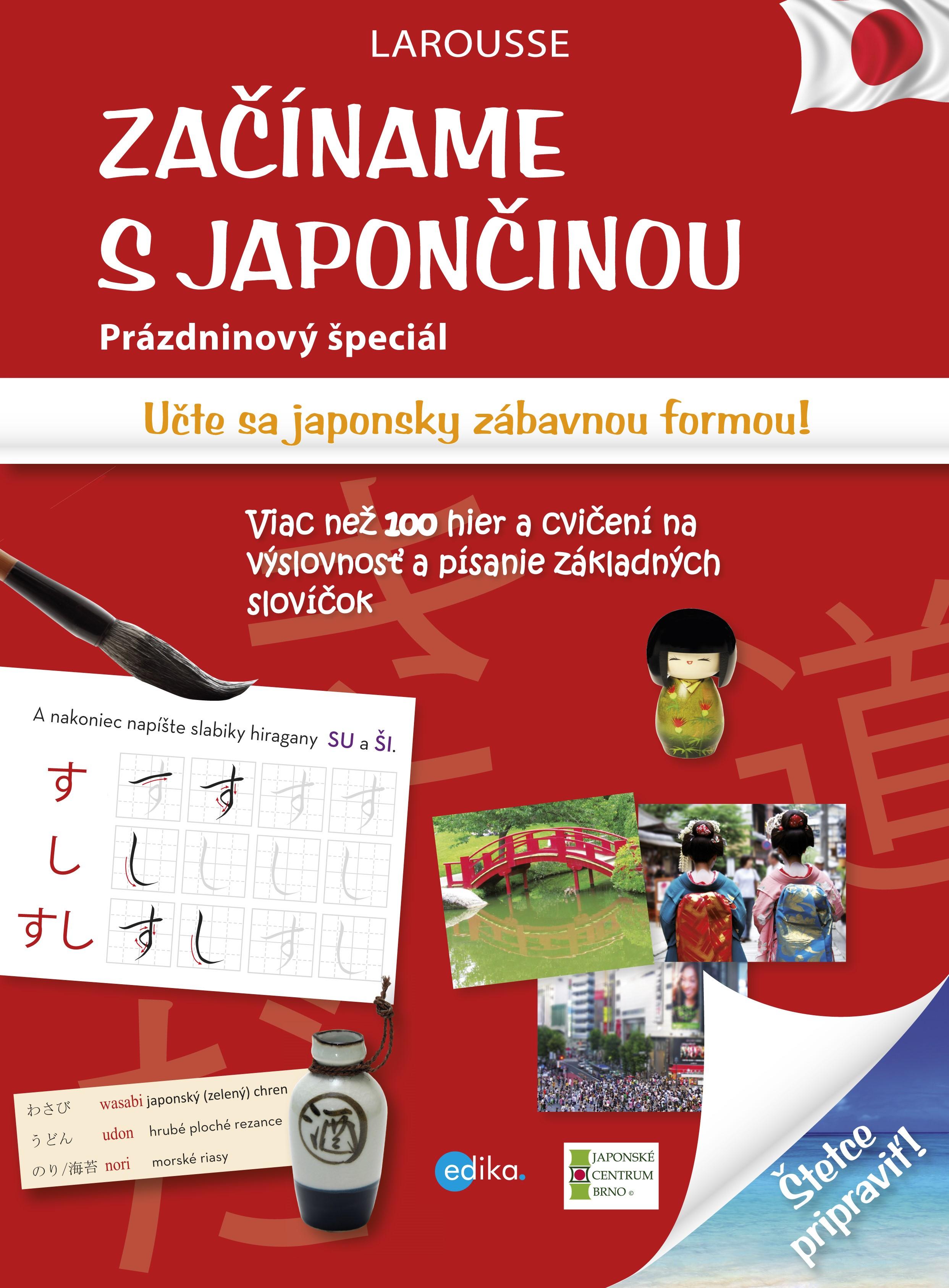 Začíname s japončinou