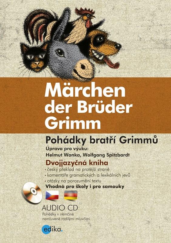 Pohádky bratří Grimmů - Märchen der Brüder Grimm