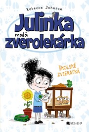 Julinka – malá zverolekárka 8 – Školské zvieratká