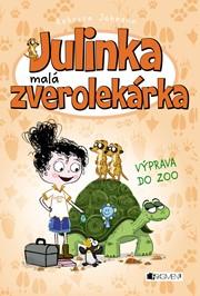 Julinka – malá zverolekárka 6 – Výprava do zoo