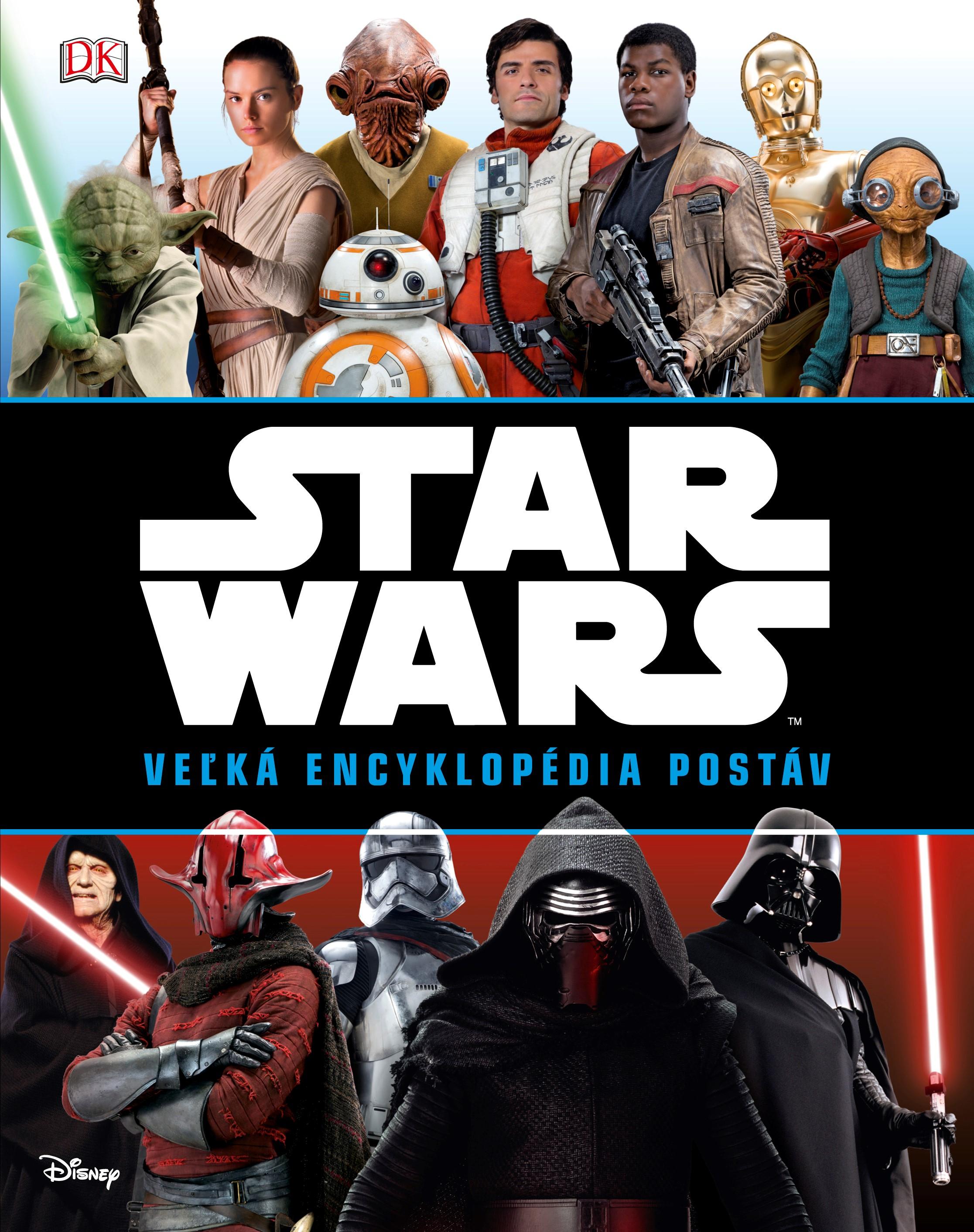 Star Wars: Veľká encyklopédia postáv