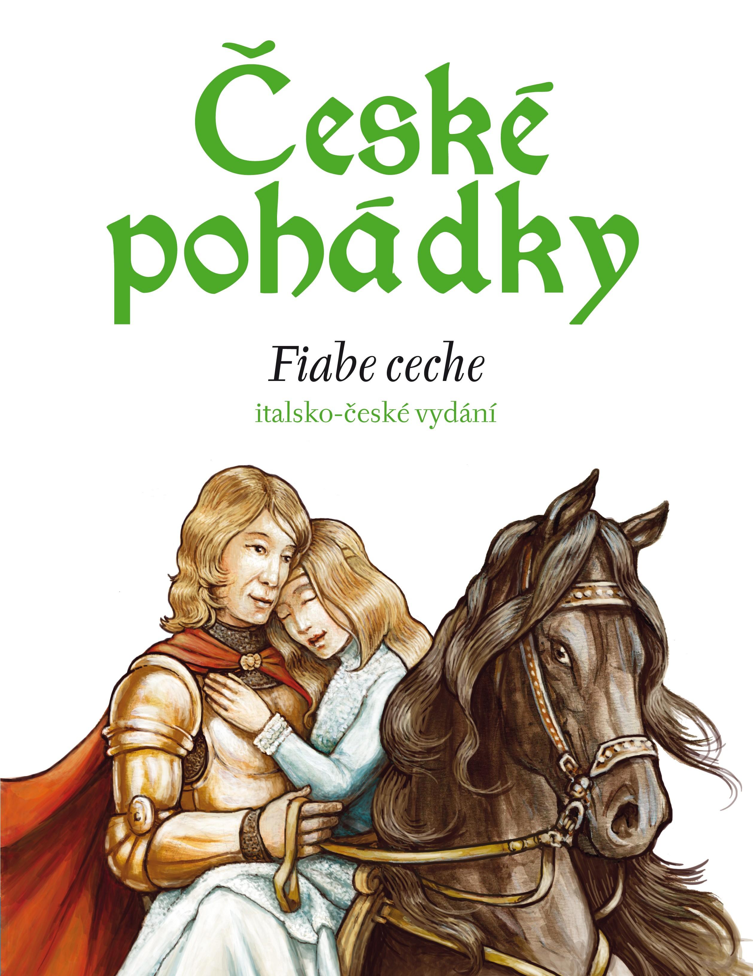 České pohádky - italština