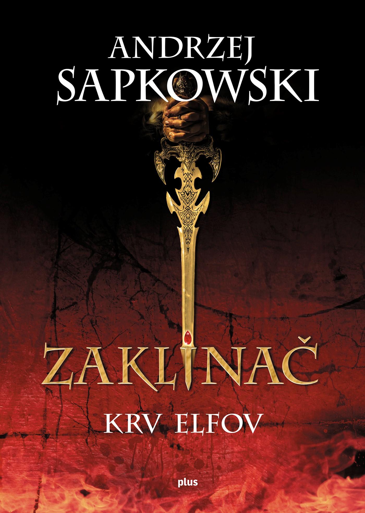 Zaklínač III.: Krv elfov (Andrzej Sapkowski)
