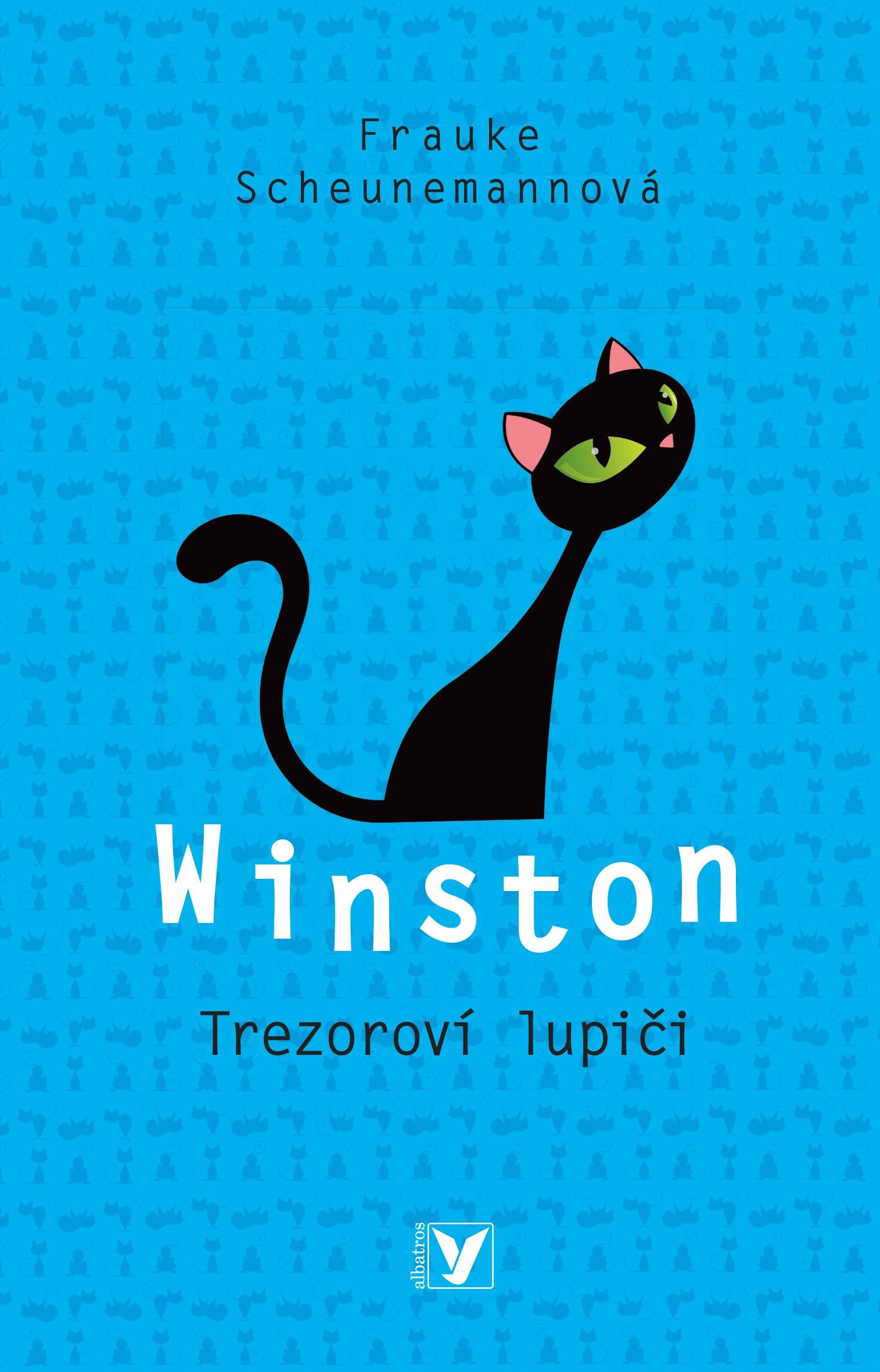Winston: Trezoroví lupiči