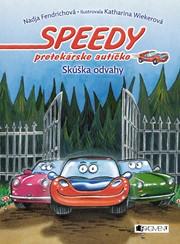 Speedy, pretekárske autíčko 2 – Skúška odvahy