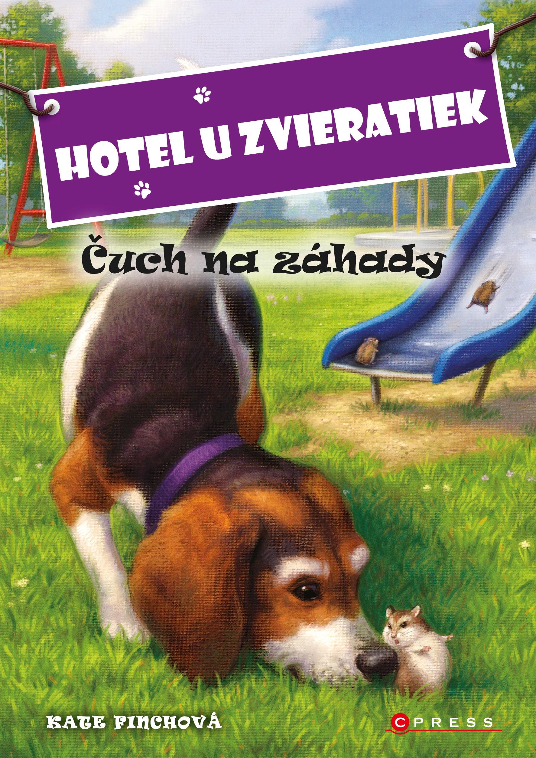 Hotel u zvieratiek - Čuch na záhady