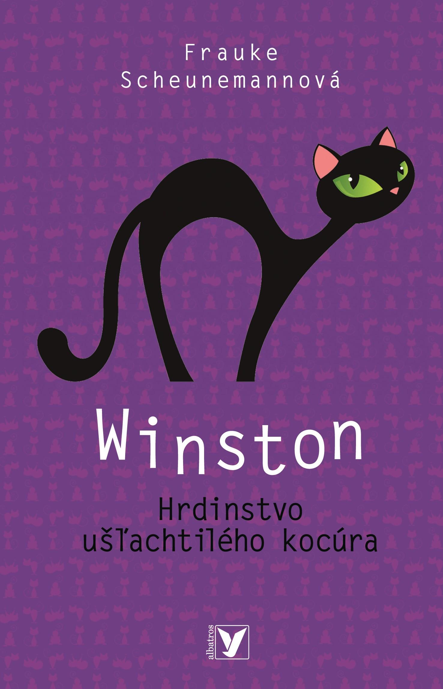 Winston: Hrdinstvo ušľachtilého kocúra