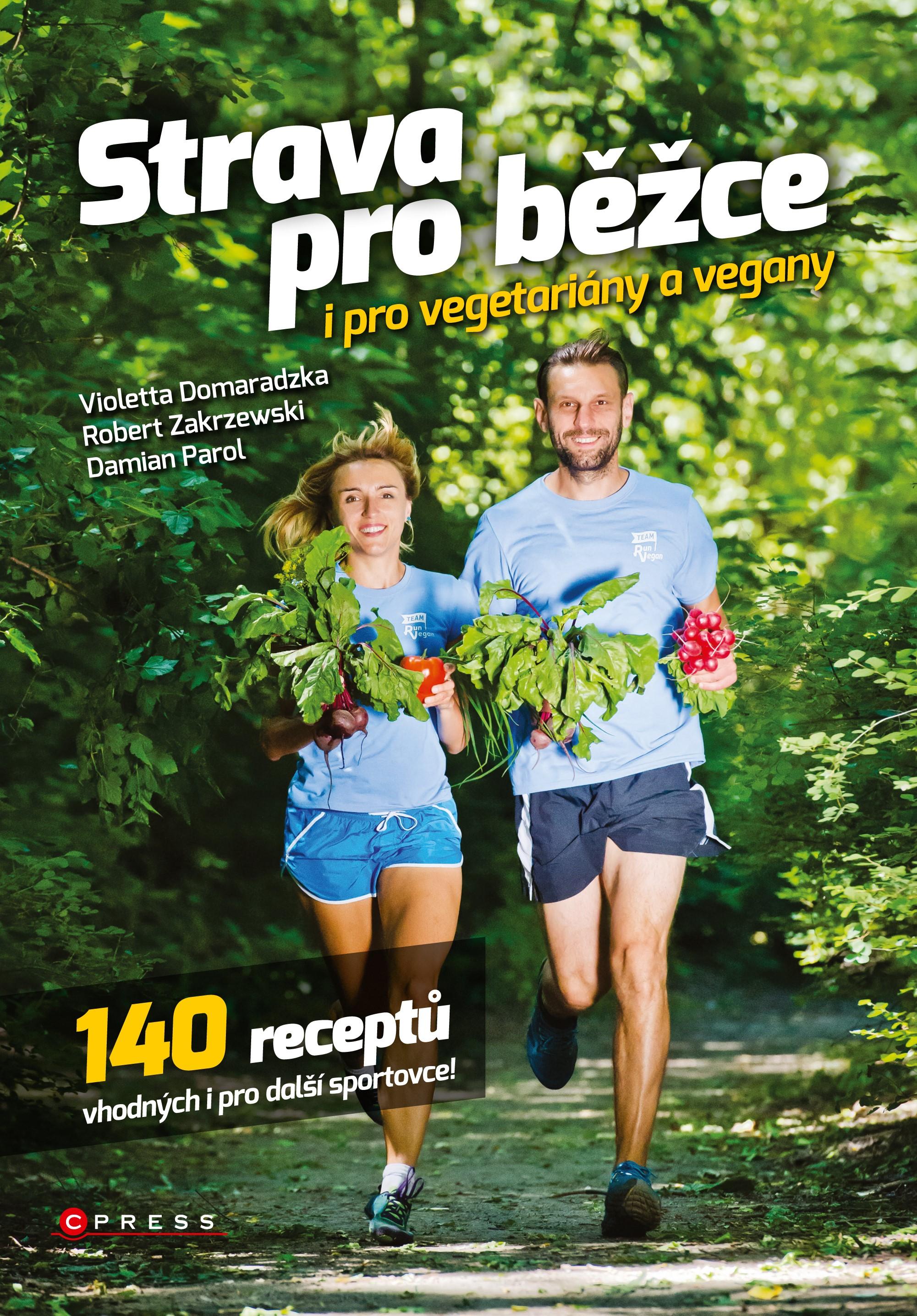 Strava pro běžce - i pro vegetariány a vegany