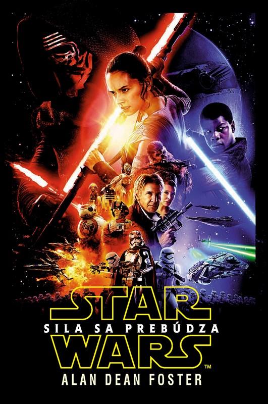 Star Wars Sila sa prebúdza