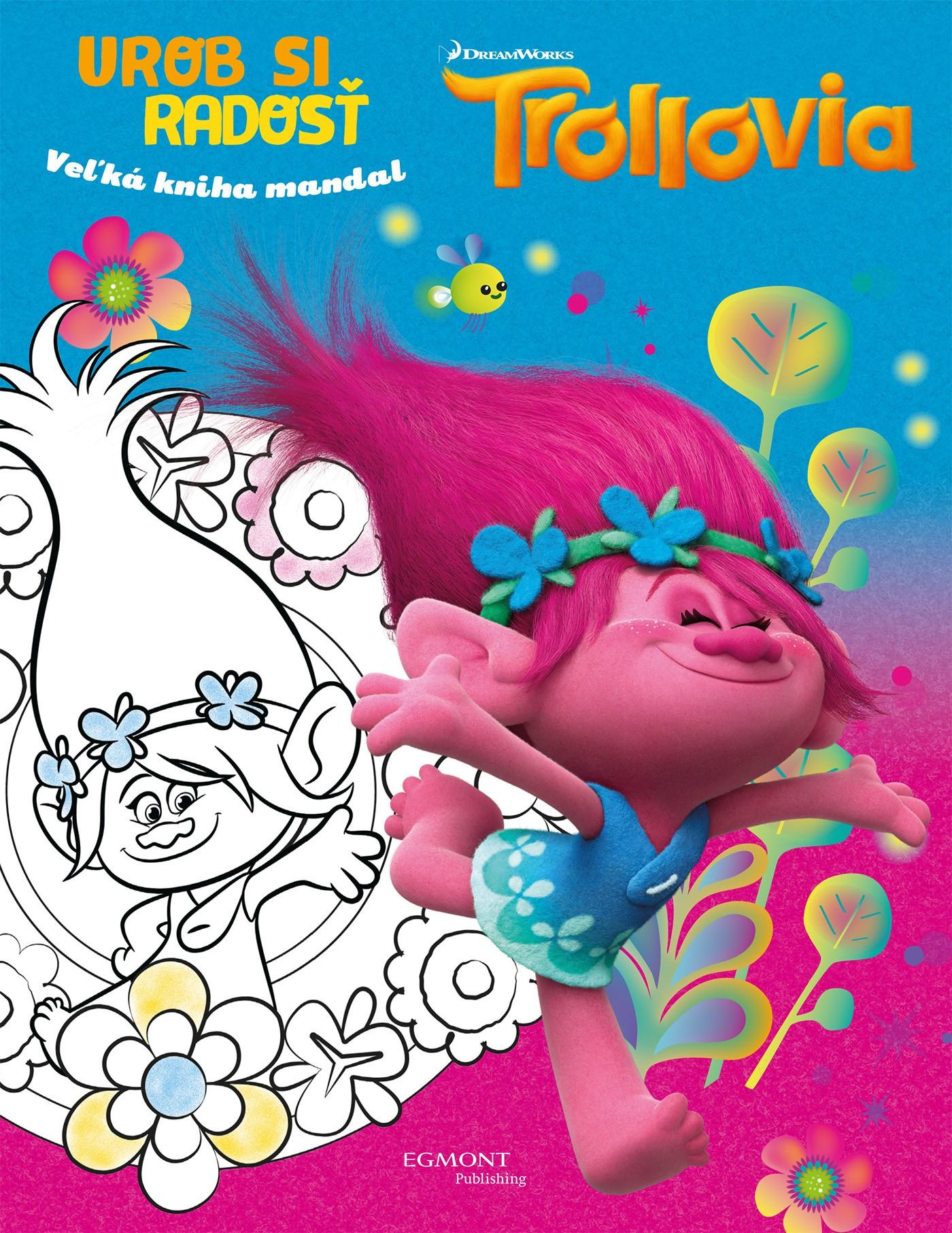 0316efe93 Trollovia - Urob si radosť   Albatrosmedia.sk