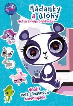 Littles Pet Shop - Hádanky a úlohy - Veľká módná prehliadka