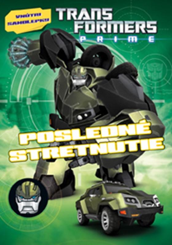Transformers - Prime - Posledné stretnutie