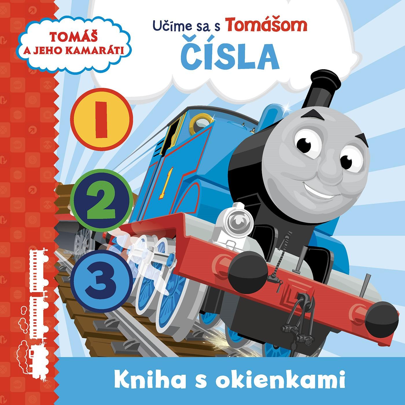 Tomáš a jeho kamaráti - Učíme sa s Tomášom - čísla