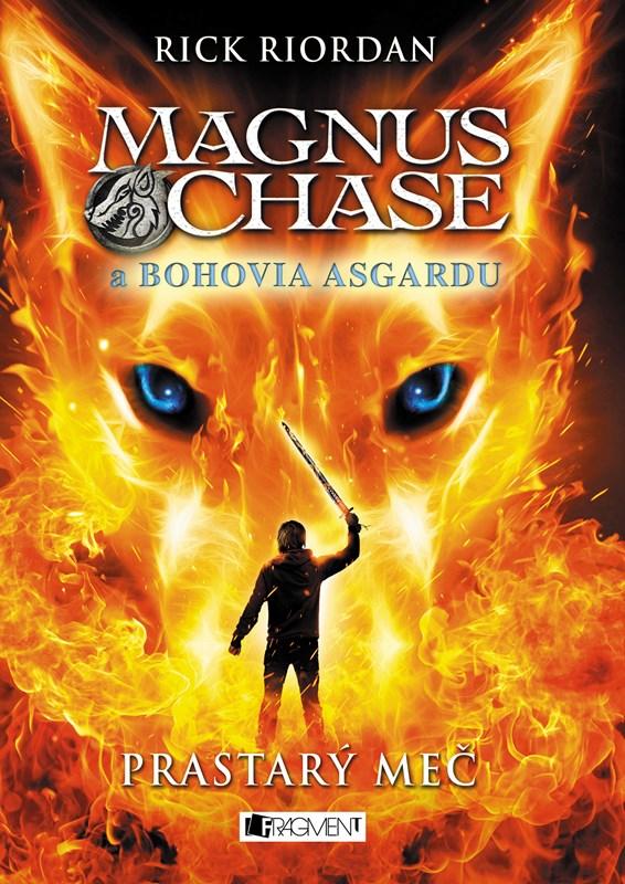 Magnus Chase a bohovia Asgardu – Prastarý meč