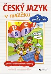 Český jazyk v malíčku pro 2. třídu