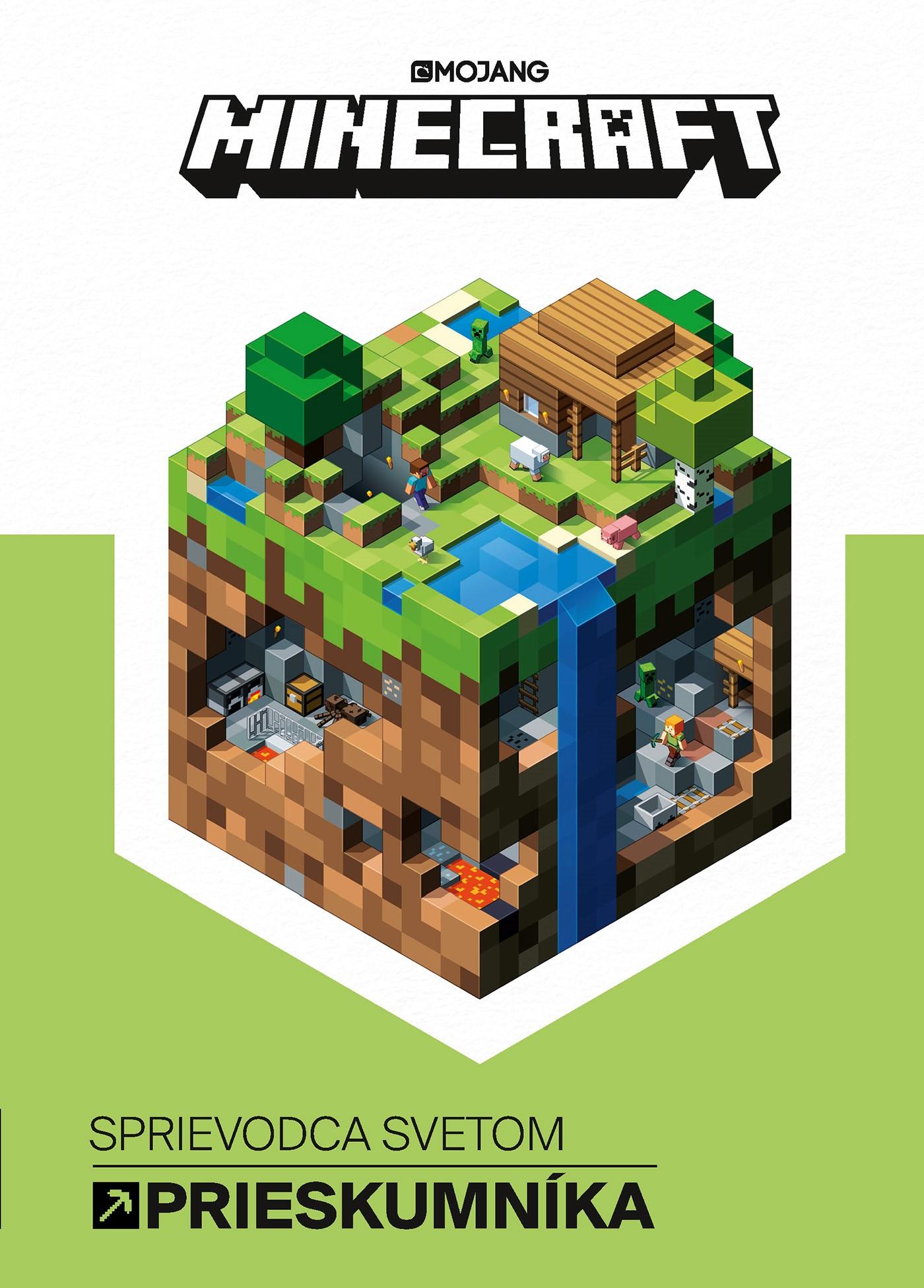 Minecraft Sprievodca svetom prieskumníka