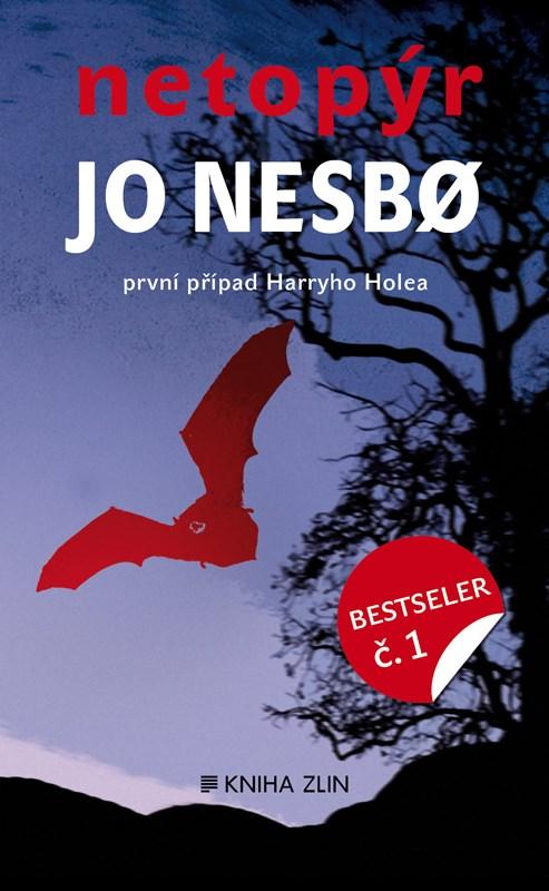 Netopýr (paperback)