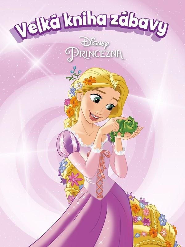Princezna - Velká kniha zábavy
