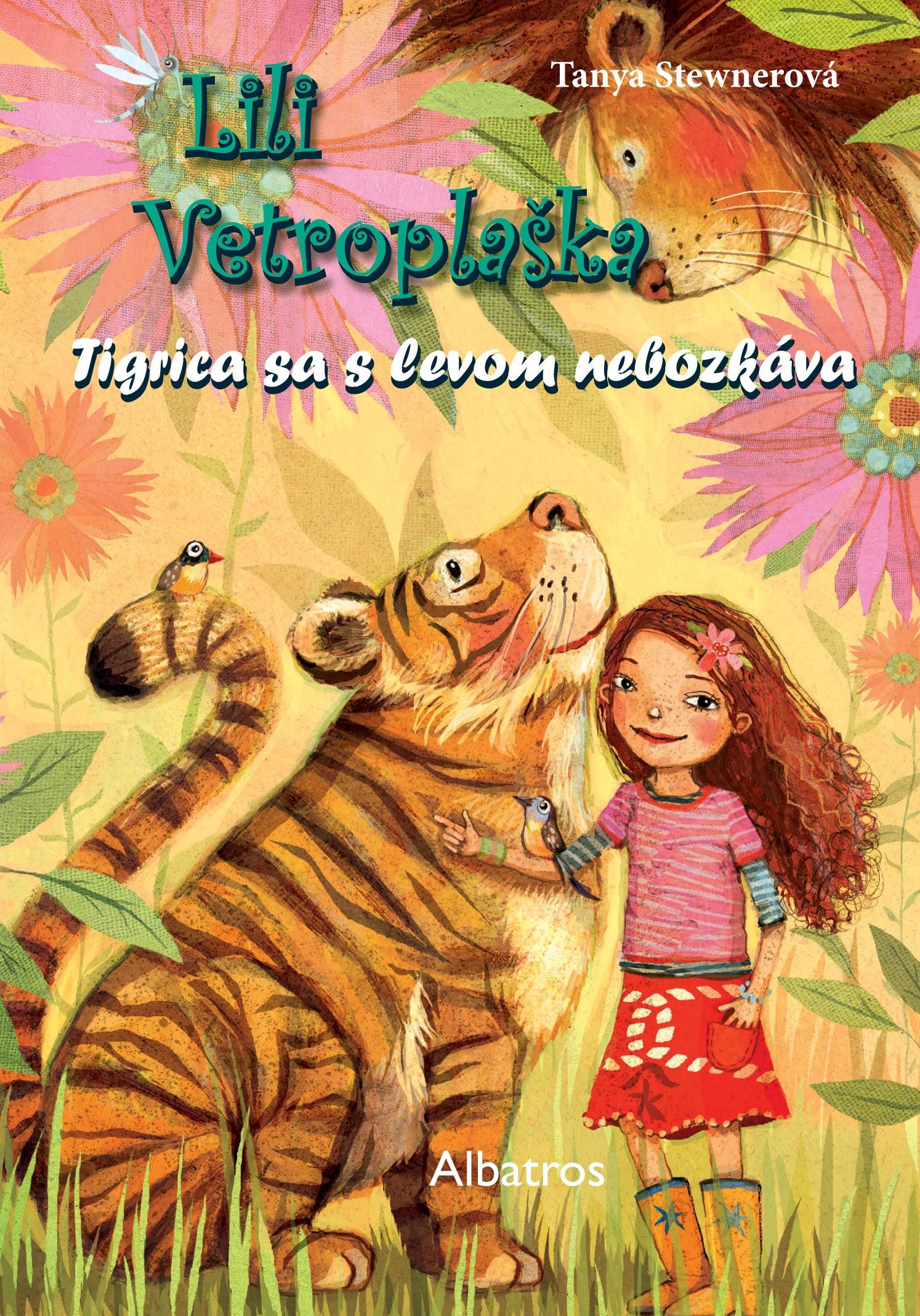 Lili Vetroplaška 2 Tigrica sa s levom nebozkáva