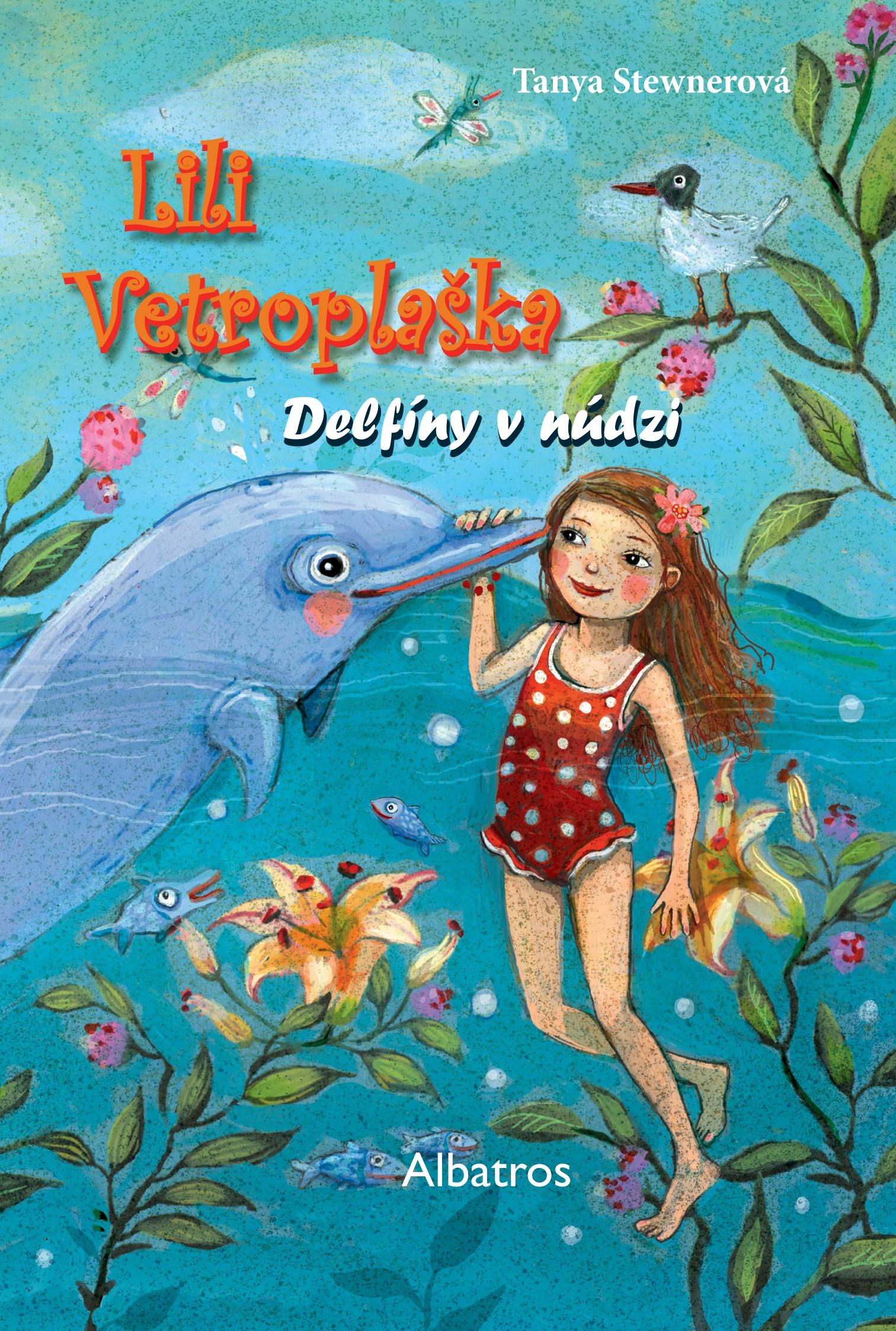Lili Vetroplaška 3 Delfíny v núdzi