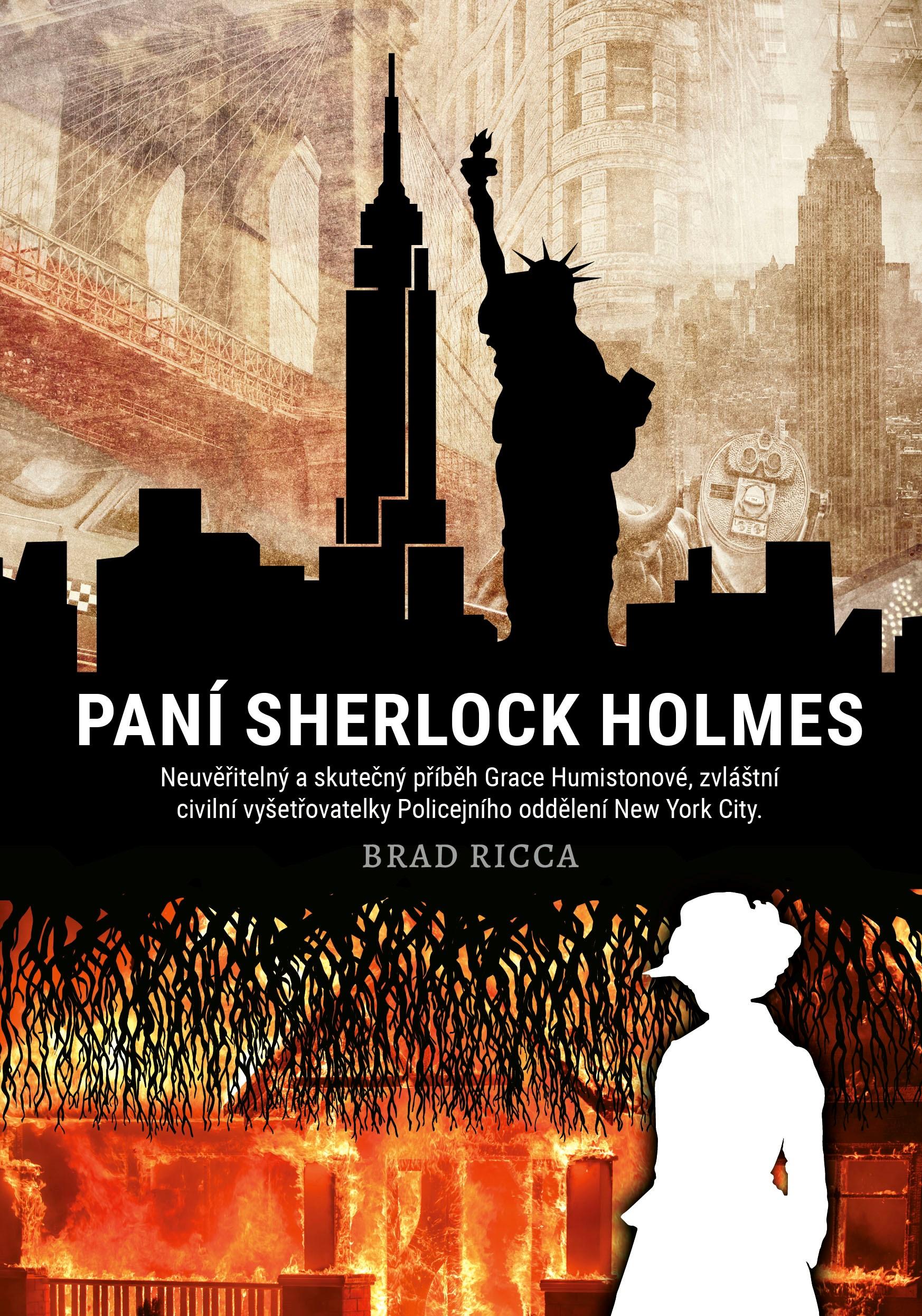 Paní Sherlock Holmes