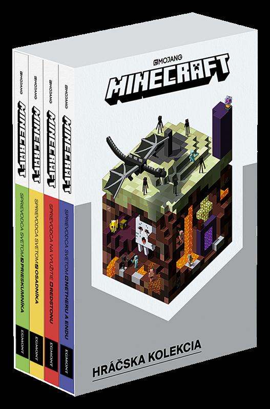 Minecraft - Hráčska kolekcia