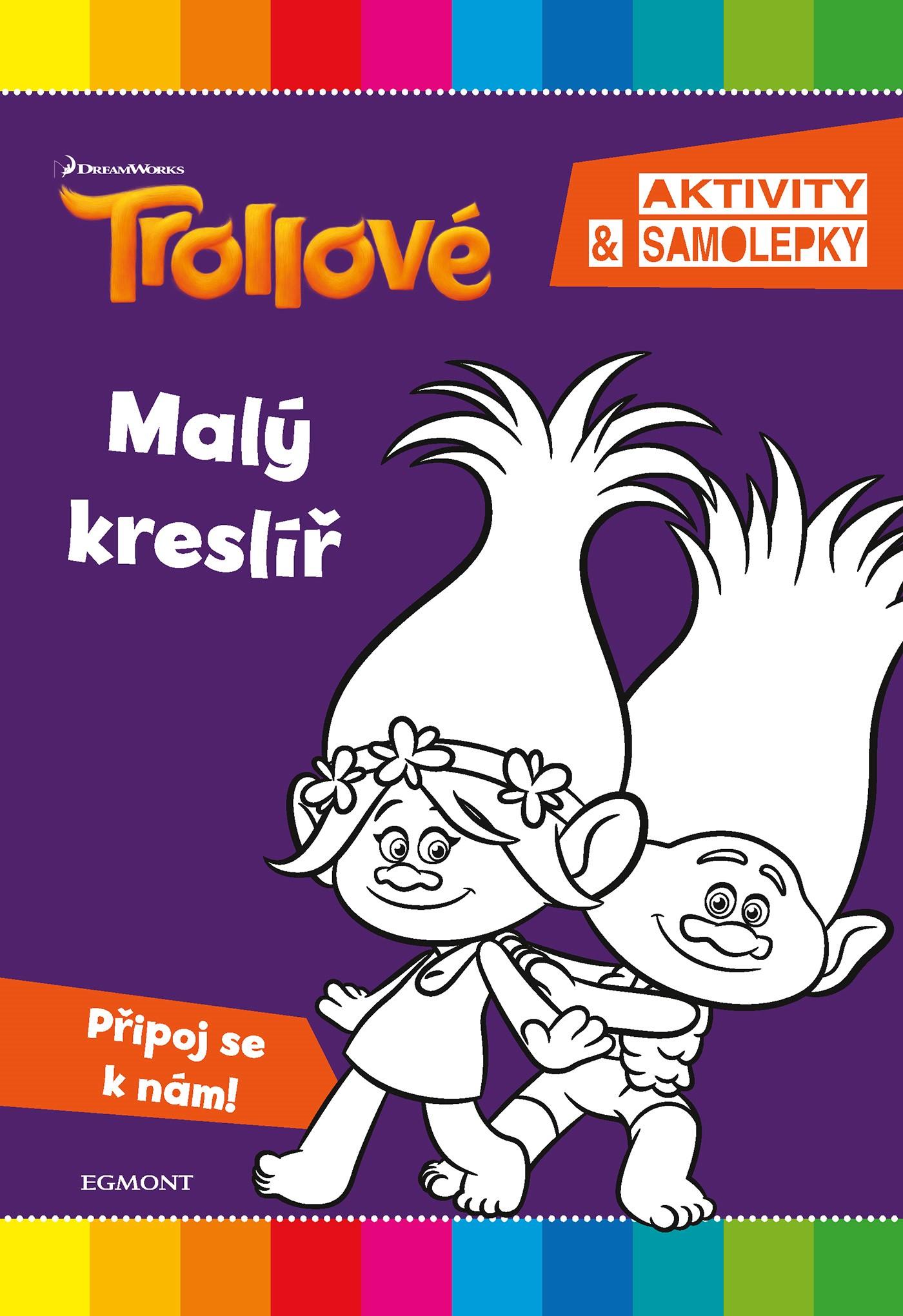 Trollové - Malý kreslíř