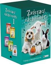 Zvierací záchranári 1 BOX