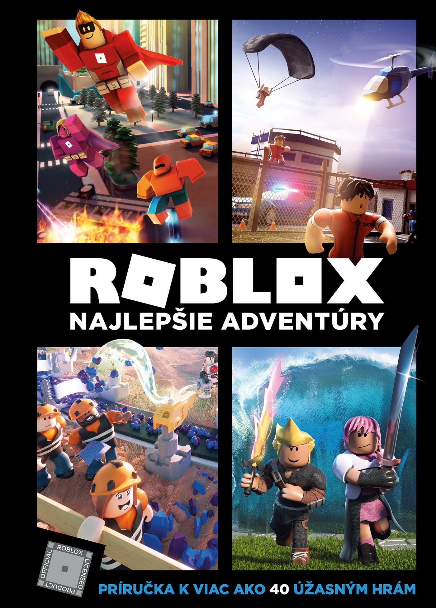 Roblox - Najlepšie adventúry