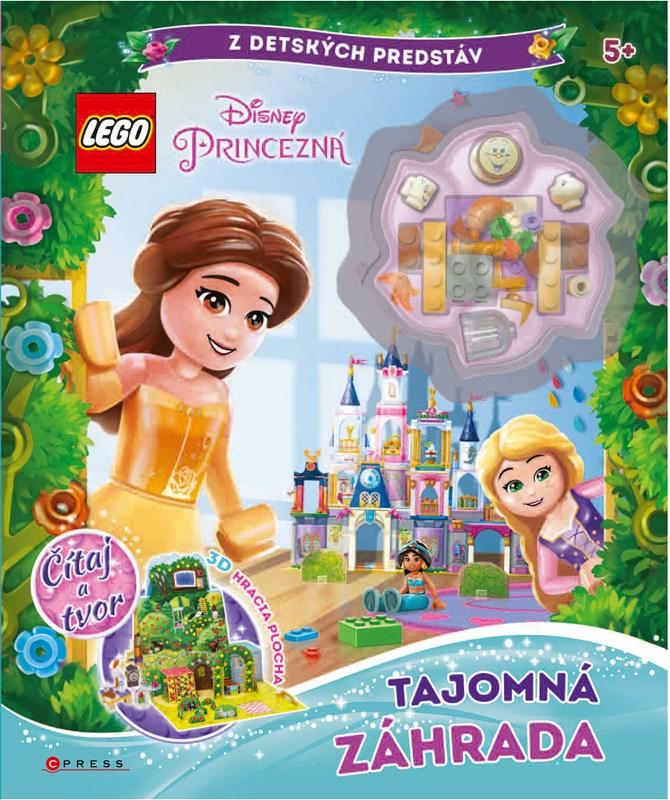 LEGO® Disney Princezná Tajomná záhrada