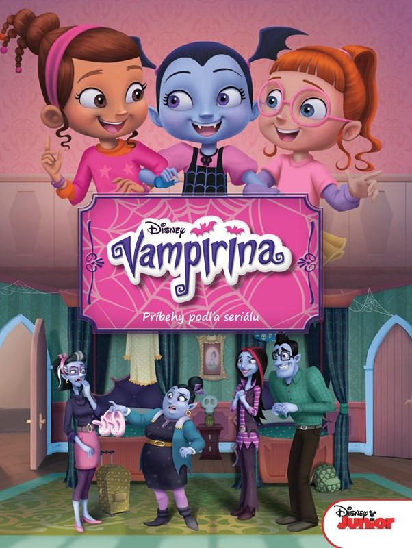 Vampirina - Príbehy podľa seriálu