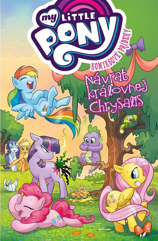 My Little Pony - Komiksové príbehy