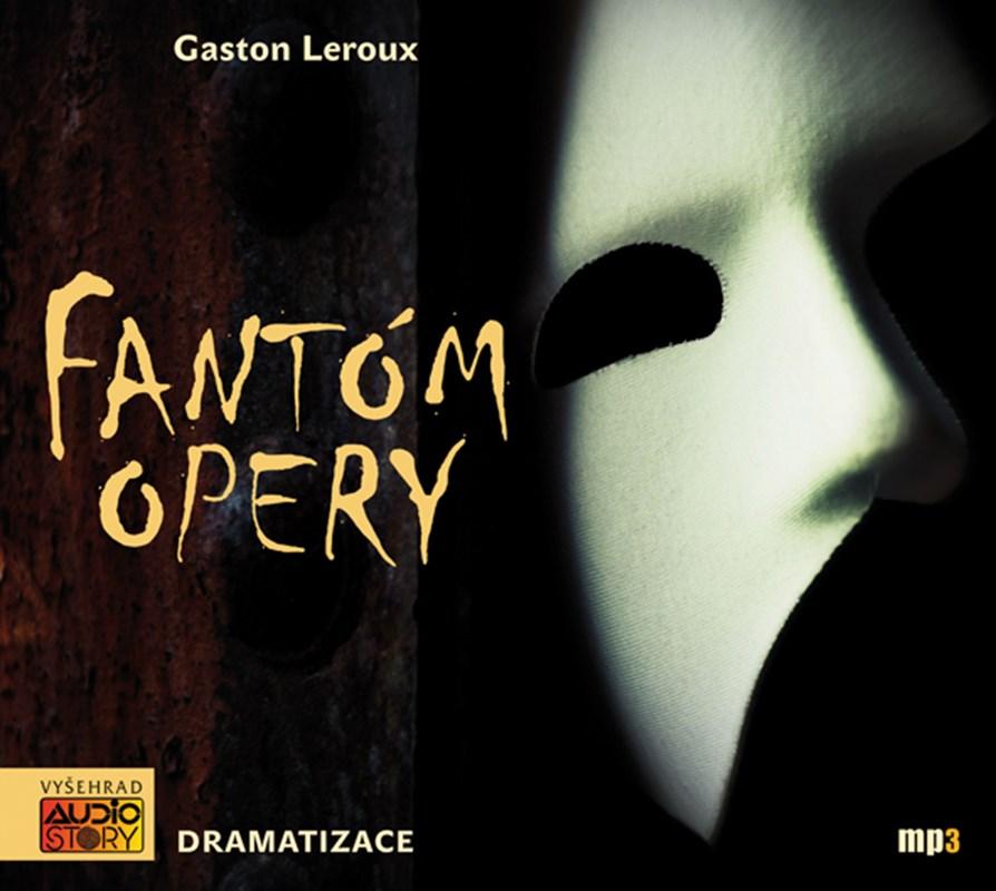 Fantóm opery (audiokniha)