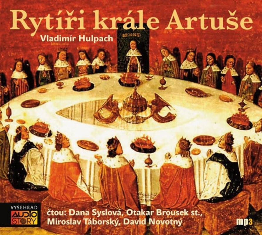 Rytíři krále Artuše (audiokniha)