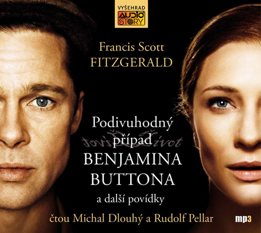 Podivuhodný příběh Benjamina Buttona a další povídky (audiokniha)