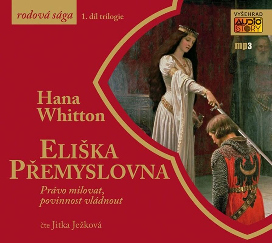 Eliška Přemyslovna (audiokniha)