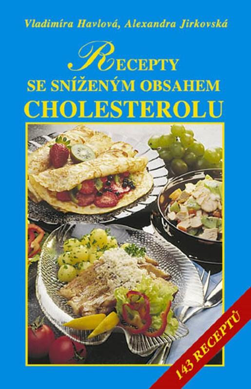 Recepty se sníženým obsahem cholesterolu