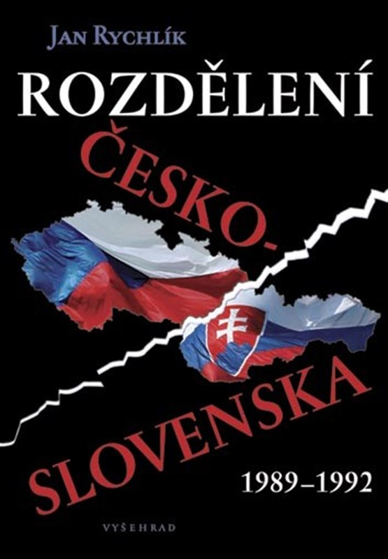 Rozdělení Československa 1989-1992