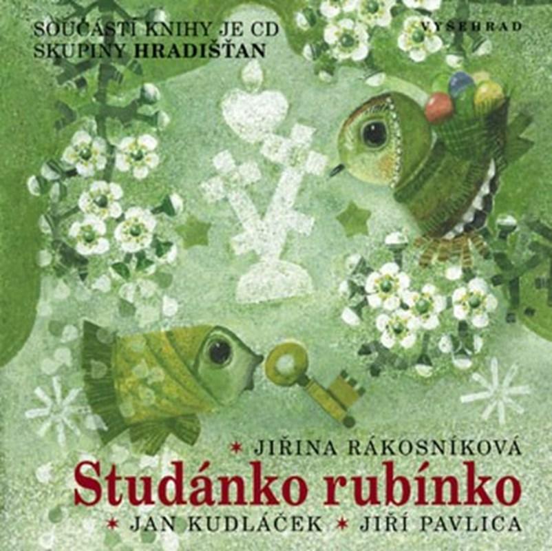 Studánko rubínko + CD skupiny Hradišťan