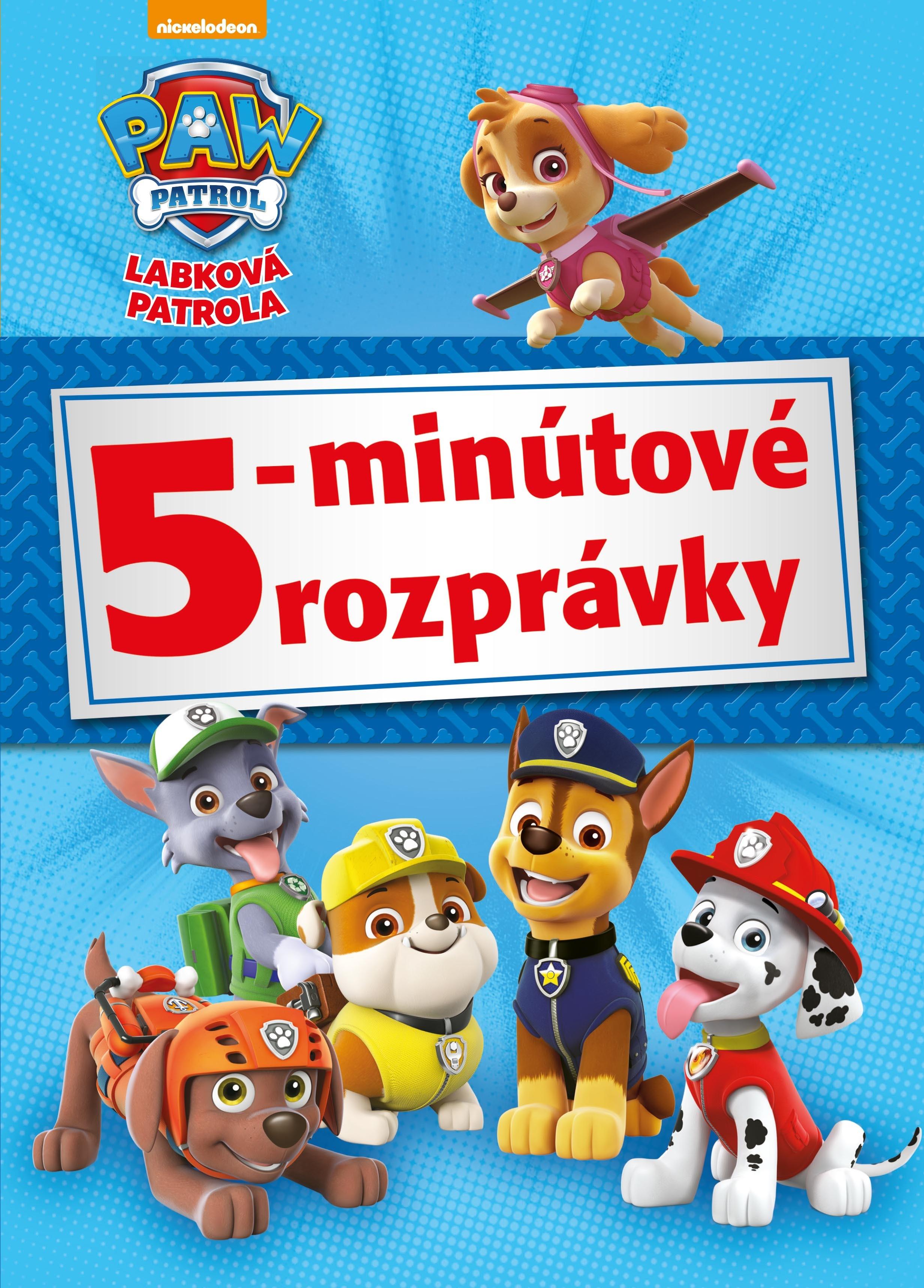 Labková patrola - 5-minútové rozprávky