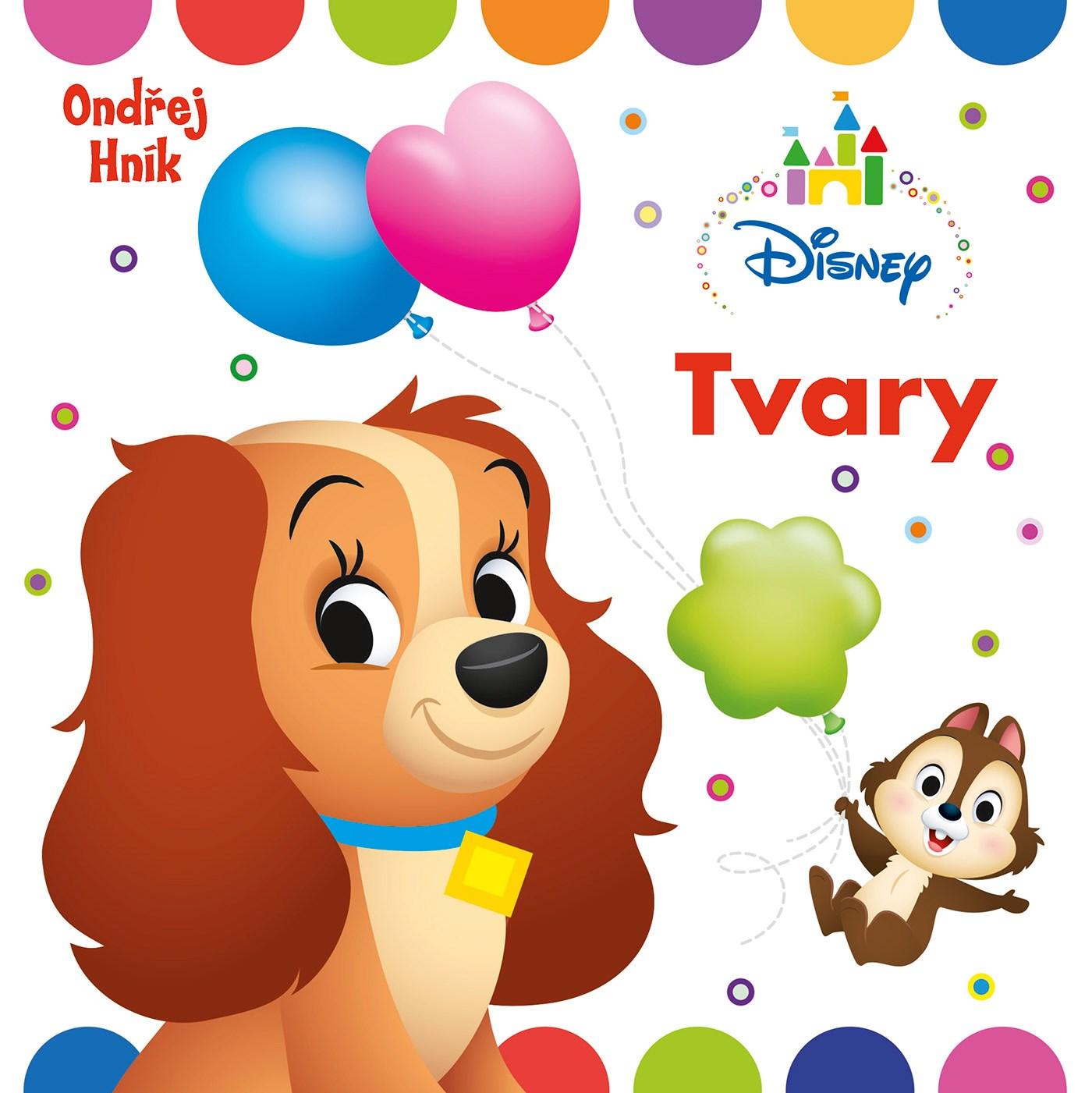 Disney - Tvary