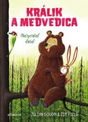 Králik a medvedica 2: (Ne)priateľ ďateľ