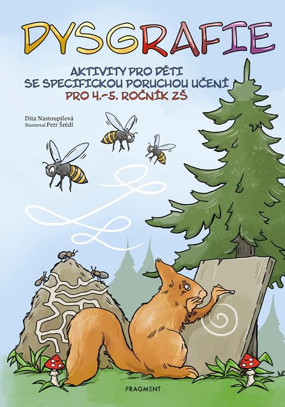 Dysgrafie pro 4.-5. ročník ZŠ