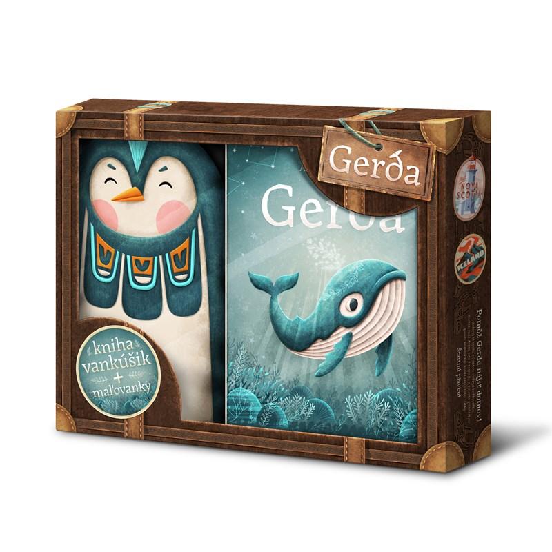 Gerda - kufrík (tučniak)