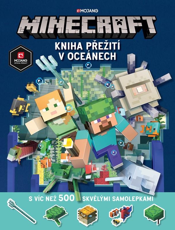 Minecraft - Kniha přežití v oceánech