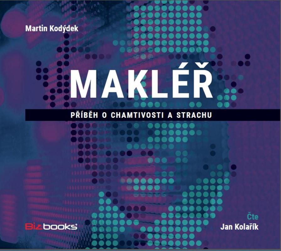 Makléř (audiokniha)